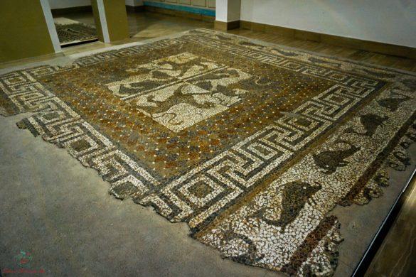 Mosaico, Museo Civico.