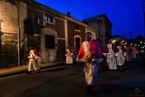 Processione dell'Iconavetere a foggia.