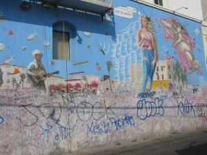 street art in venice beach