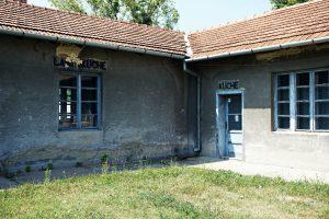 Le cucine del campo di concentramento nazista di Niš.