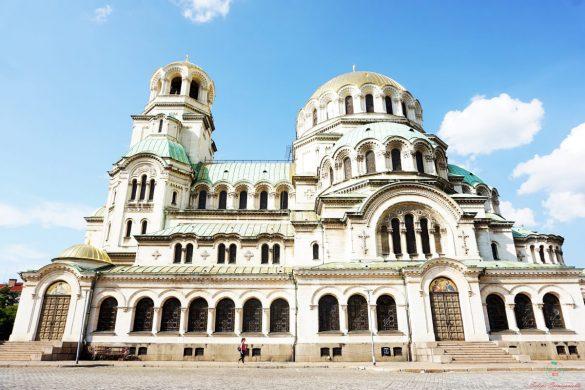 la cattedrale di alexander nevsky è una delle cose da vedere se hai deciso di visitare sofia