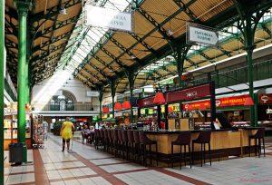 Ill Mercato Centrale di Sofia.