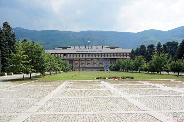 Cosa vedere a sofia: il Museo Nazionale di Storia.