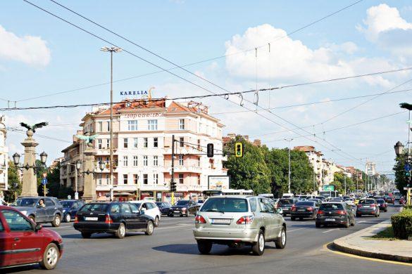 Il Ponte delle Aquile, Sofia.