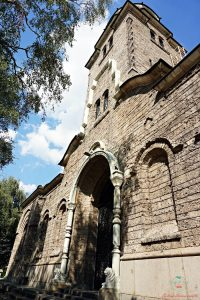 Chiesa di Sveta Nedelya a Sofia.