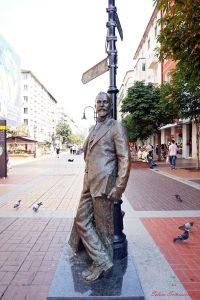Cosa vedere a Sofia: Vitosha Boulevard.