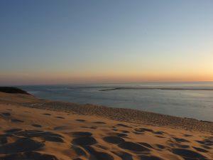 Bassin d'Archon, mete perfetta dove andare in vacanza ad agosto.