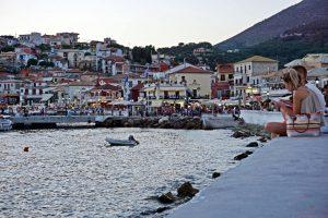 Parga, località vicino a Syvota una delle mete per l'estate migliori.