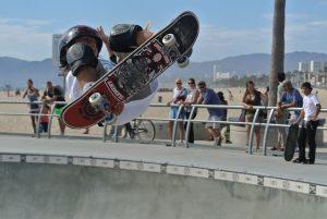 consigli su venice beach: skate park