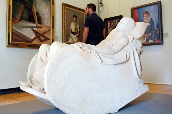cosa vedere a genova nervi: galleria d'arte moderna e opera la convalescente