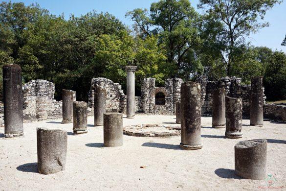 Cosa vedere a saranda: il sito archeologico di butrint.