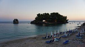 spiaggia di parga grecia