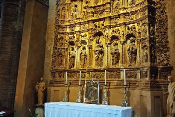 altare minore duomo di modena