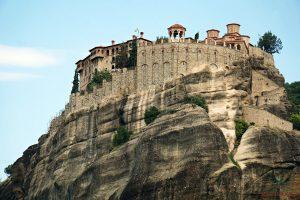 varlaam è uno dei monasteri da visitare le meteore in grecia