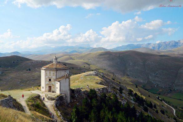 Chiesetta di Rocca Calascio.