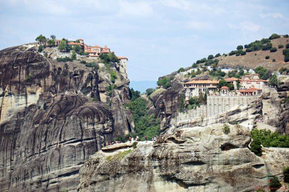 monasteri da visitare meteore grecia