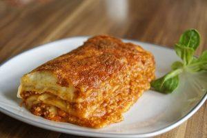 cosa mangiare a bologna: lasagne