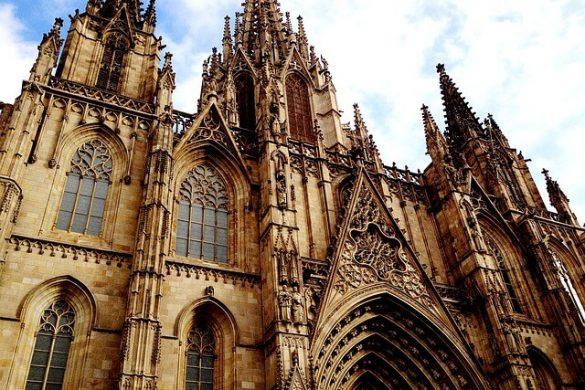 cattedrale di barcellona da visitare in 3 giorni a barcellona