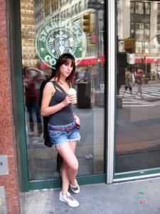 selene scinicariello travel blogger viaggi che mangi 2009