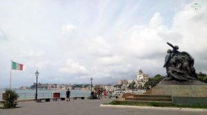 Monumento ai Mille di Garibaldi a Genova Quarto.