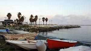 aperitivo sul mare a genova: il chiosco di pegli