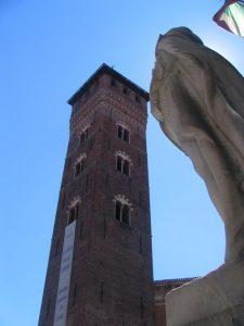 cosa vedere ad asti: torre troyana.