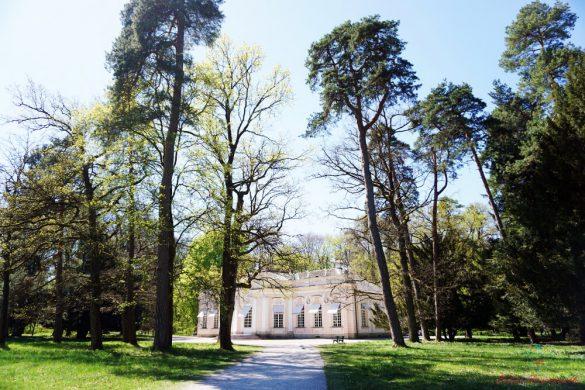 padiglioni del nymphenburg: amalienburg