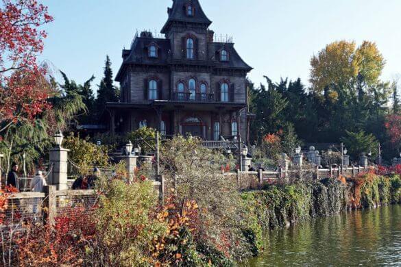 quali attrazioni scegliere a disneyland paris: phantom manor