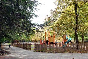 parchi di genova: parco del peralto