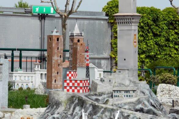 Italia in Miniatura: Lanterna di Genova