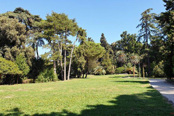 parchi di genova: villa rossi