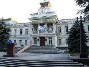 cosa vedere a chisinau: museo di archeologia e storia