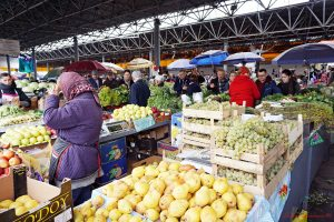 cosa vedere a chisinau: mercato