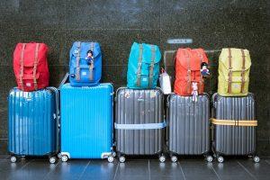 cosa comprare con il black friday: valigie