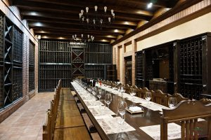 cantine in moldavia: chateau vartely