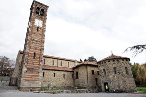 cosa vedere nei dintorni di monza: basilica di agliate