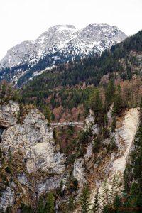 vicino a Neuschwanstein bisogna visitare Marienbrucke