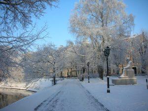 dove andare in vacanza in inverno: riga © Viaggiare con gli occhiali