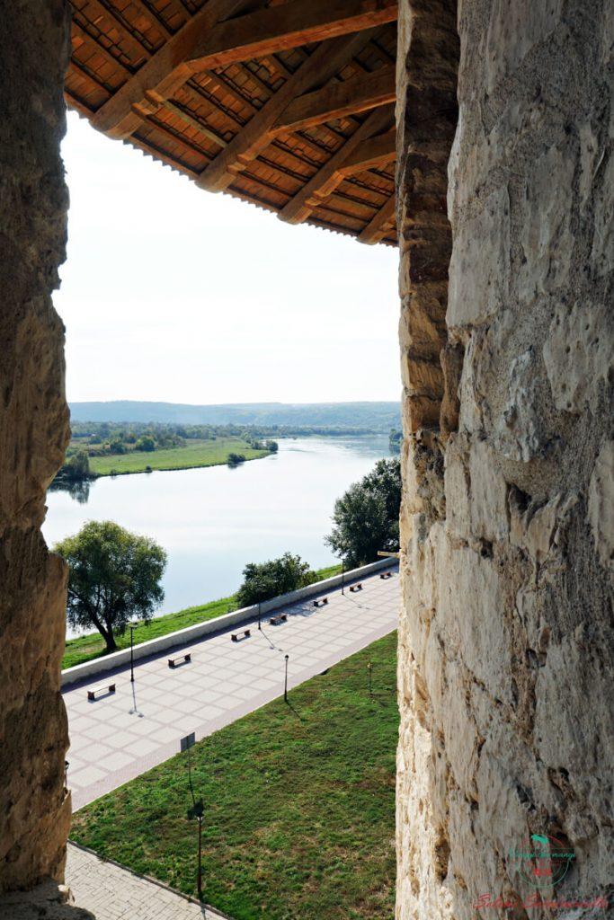 panorama dalla fortezza di soroca