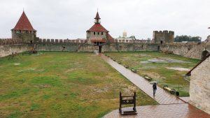 viaggio in transnistria: fortezza di tighina bender
