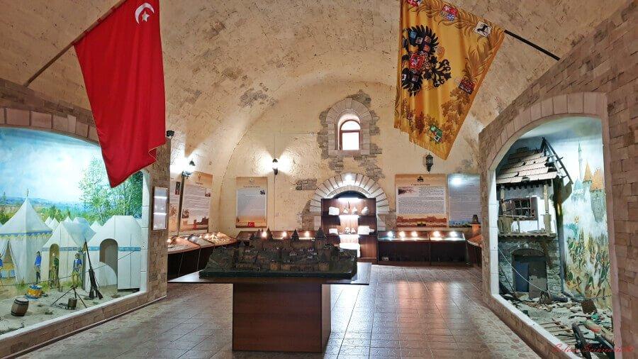 museo della fortezza tighina bender