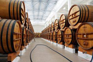 cantina della distilleria kvint a tiraspol