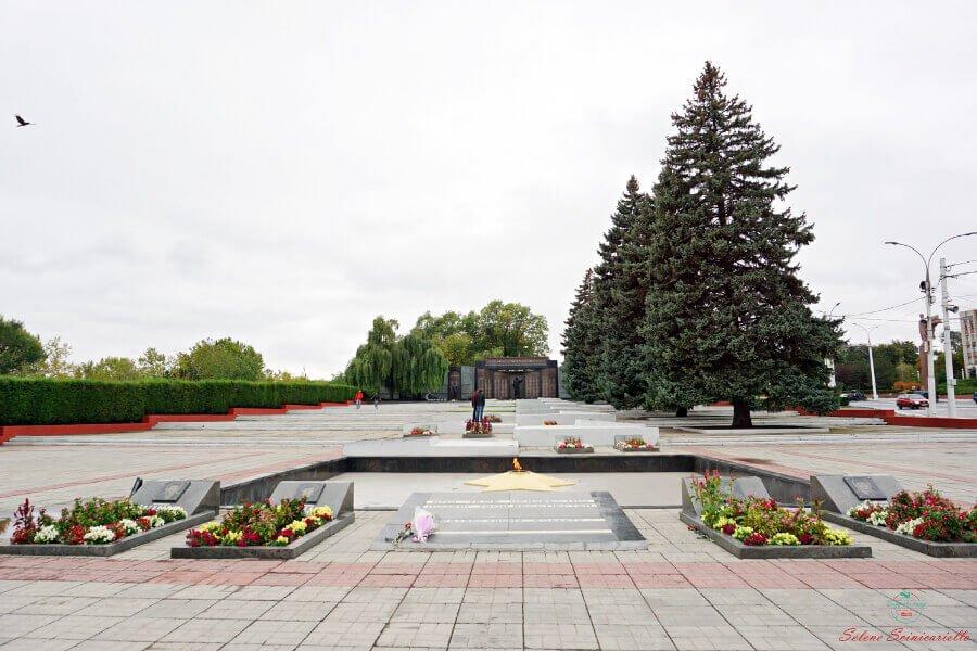 monumento ai caduti a tiraspol