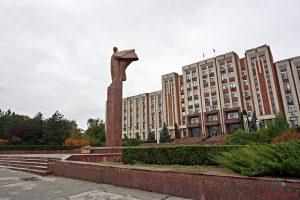 palazzo del governo tiraspol