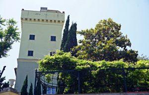 villa in albaro, ottimo luogo dove dormire a genova
