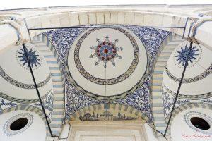 decorazioni Moschea-Sultan-Mehmed-Fatih