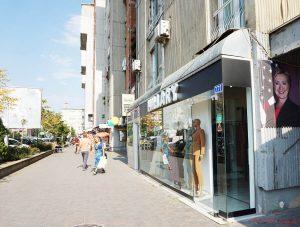 negozio hillary in boulevard bill clinton