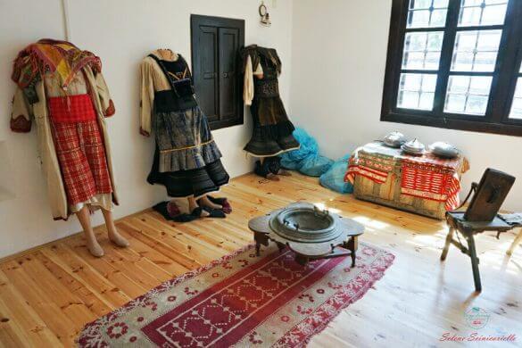 interno del museo della lega di prizren