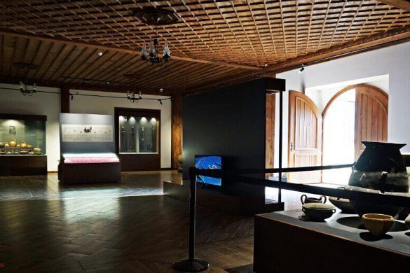 Museo della Fortezza di Prizren.