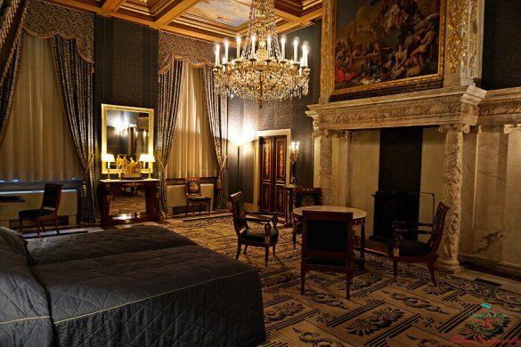 Stanze del Palazzo Reale di Amsterdam.